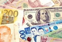 Depreciation in the Thai Baht Forecast