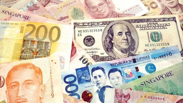 Depreciation in the Thai Baht Forecast