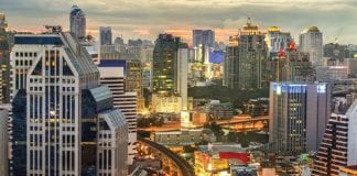 Bangkok Land Prices Increase 1,000% in 30 Years