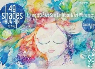 The Art of Hua Hin on Show in Bangkok