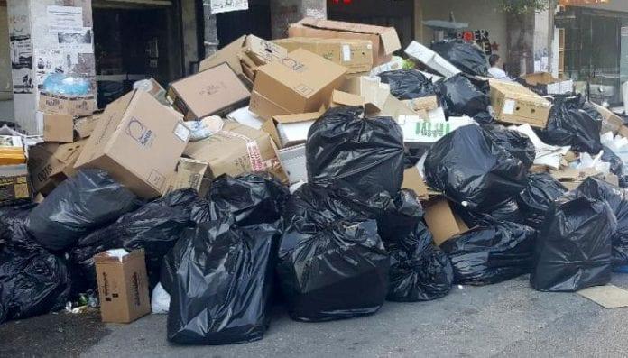 Waste separation to reduce Global Warning