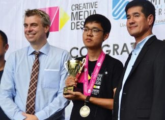 'Bombay'; Thailand's Latest World Champion