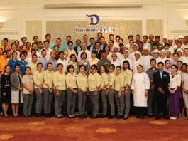 Dusit Thani Hua Hin Town Hall Meeting 2018