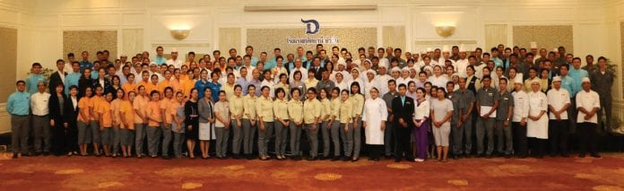 Dusit Thani Hua Hin Town Hall Meeting 2018