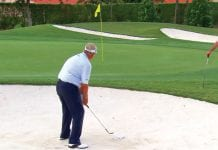 Golf About the Rules The Pros Getting It Wrong
