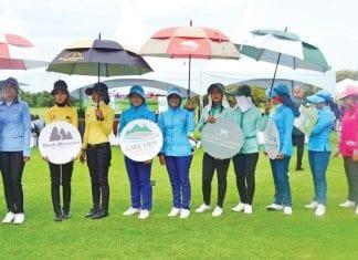17th Hua Hin / Cha-Am Golf Festival 2018 Underway