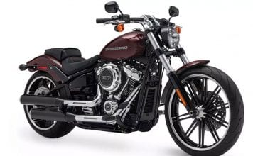 Harley-Davidson Motorcycles in Thailand