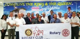 Rotary Club of Royal Hin Stimulating the Hua Hin Hospital