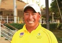 Top Laser Coaching at the Sailing Club Hua Hin