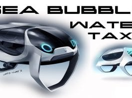 Sea Bubble Water Taxi