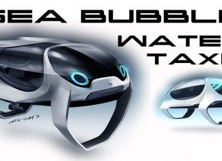 Sea Bubble Water Taxi