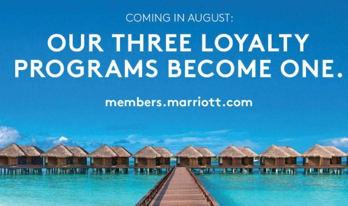 Marriott International Unveils Unified Loyalty Programs
