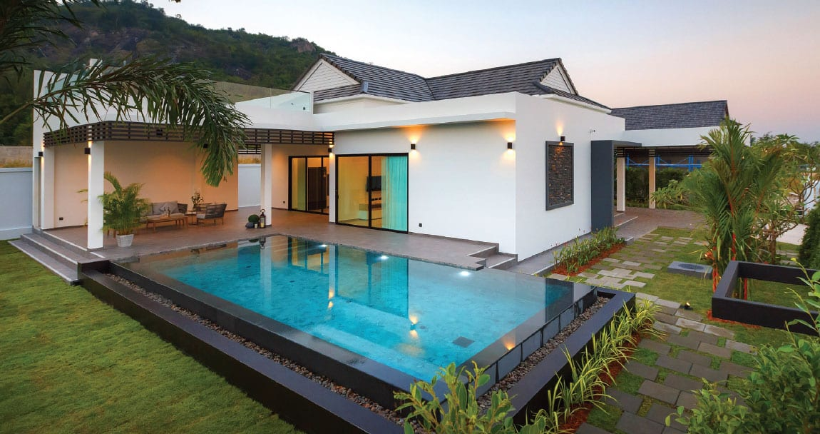 Sivana HideAway Pool Villas Hua Hin Where 'Seeing is Believing'