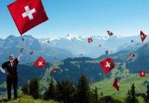 Hua Hin's Swiss Community Celebrate Their National Day
