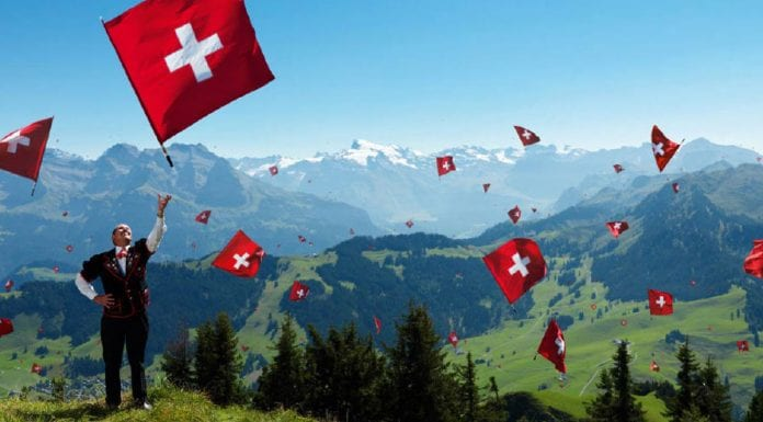 Hua Hin's Swiss Community Celebrate Their National Day