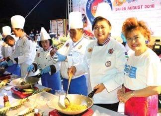 Hua Hin Food Festival 2018