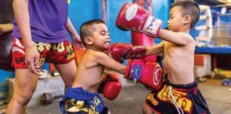 Concerns Over the Welfare of Young Muay Thai Fighters