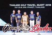 Promoting Golf in Thailand; With Other ASEAN Nations Closing Fast