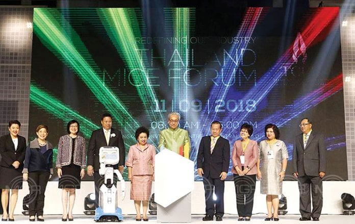 Thailand Rated Top Spot in ASEAN MICE Market