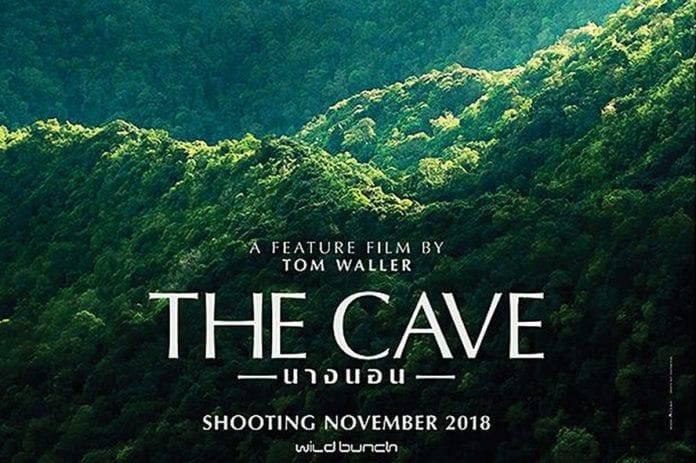 Thai Film to Retell Cave Rescue Drama