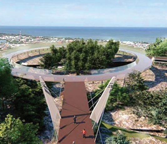 Municipality Plans Eye-catching Tourism Attractions