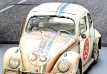 The End of an Icon; the Final VW Beetle