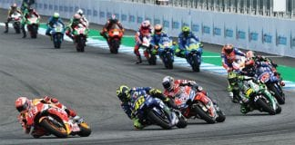 The 'Battle of Buriram'; the Memorable Thai 2018 Moto GP