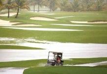 GOLFIN' in the RAIN, Just Golfin' in the Rain
