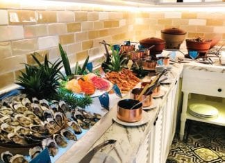 'Lazing on a Sunny Afternoon' with an InterContinental Brunch