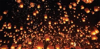 LOY KRATHONG 'Float All Your Troubles Away'