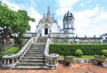Phra Nakhon Khiri; the Historic Monument to the Chakri Dynasty in Phetchaburi