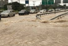 Letter to the editor, everytime there is a decent downpour, the Phetchakasim Road