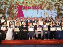 Asia Pacific Golf Summit Awards – Hua Hin is a Winner!