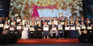 Asia Pacific Golf Summit Awards – Hua Hin is a Winner!