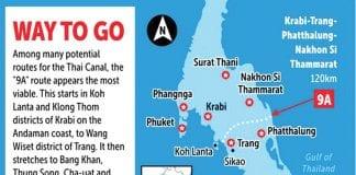 Canal Plans on the Political Radar