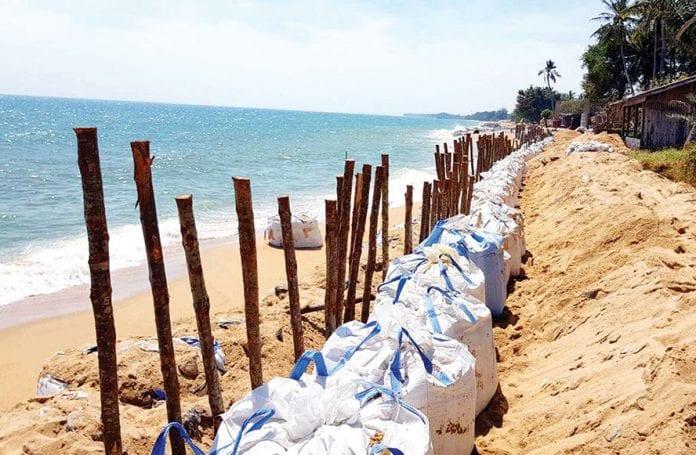 Coastal Erosion Concerns