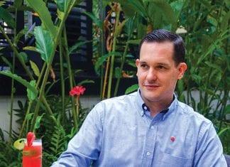 A Fresh, French Hotel Manager at the Amari Hua Hin