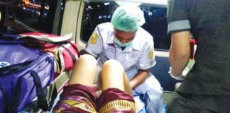 Hua Hin Emergency Rescue Safely Deliver a Baby