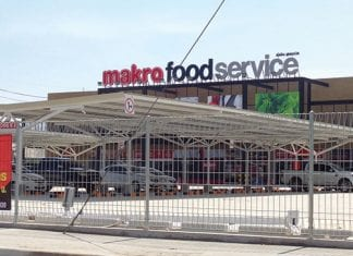 Makro Food Services Cha-Am Open for Business