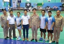 New Badminton Club Opened