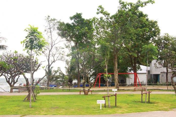 New Exercise Park at 19 Rais