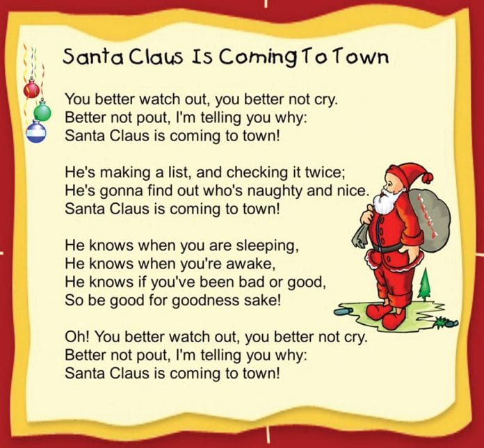 It's Official!! – Santa's Coming To Thailand