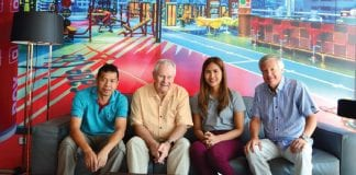 Seara's Founder George Foose – Asia's Rising Sports Star