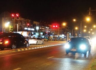Soi 116 Traffic Lights