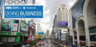 Thailand's Ease of Doing Business Has Improved World Bank Group