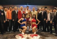 2018 IBF Silk Road Champions Tournament Debuts in Thailand