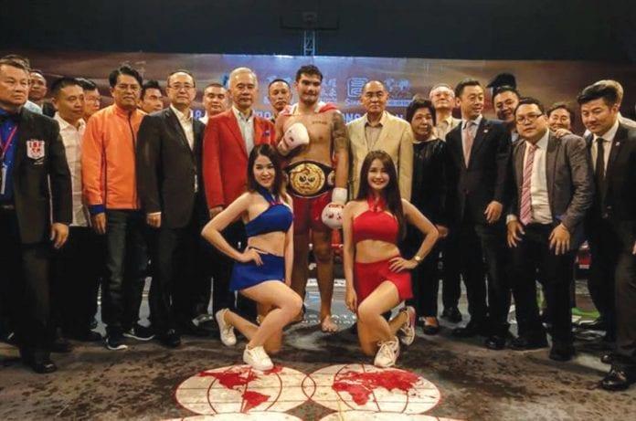 2018 IBF Silk Road Champions Tournament Debuts in Thailand