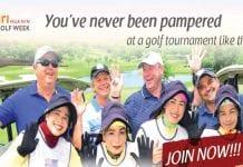 Amari Hua Hin Skins Golf Week