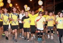 Father's Day Commemorated In Hua Hin