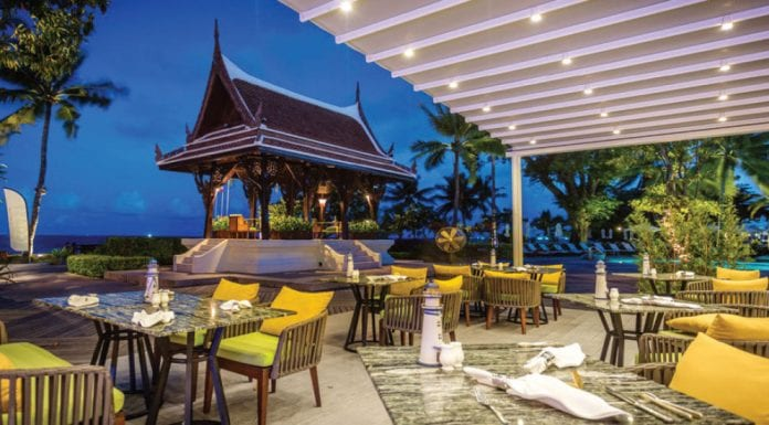 January's Fine Dining Choices at the Centara Grand Beach Resort & Villas